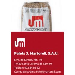 Palets J,Martorell, SAU fabricant de pèl·lets